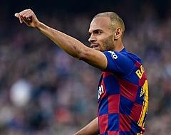 'Braithwaite verlaat Barcelona alweer na amper half jaar'
