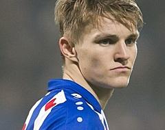 'Real-supporters geloven nog in Ödegaard'