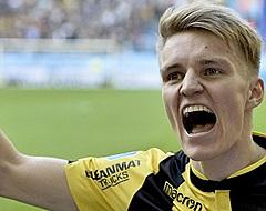 """Ödegaard blijft nuchter na heldenrol: """"Natuurlijk ben ik blij"""""""