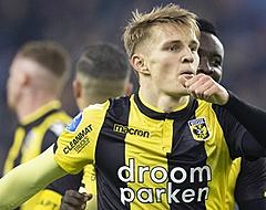 Vitesse verschaft Slutsky wat lucht met overwinning op Willem II