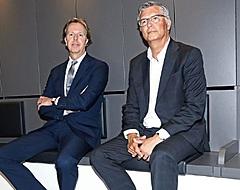 """Van Geel: """"Dan zouden we dichter bij Twente hebben gestaan, dan bij Ajax of PSV"""""""