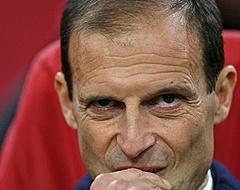 Allegri snapt er niks van: 'Iedereen loopt achter Guardiola aan'