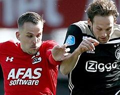 """Blind: """"Natuurlijk is er nu nog niets beslist, als we PSV verslaan.."""""""