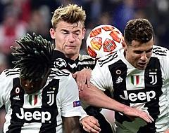 Trainer Sarri bevestigt wanneer De Ligt zijn Juventus-debuut zal gaan maken