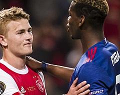 'Matthijs de Ligt en Paul Pogba maken transfer naar dezelfde club'