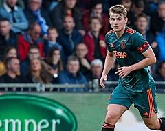 De Ligt neemt op Instagram afscheid van Ajax-supporters