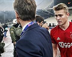 'Ajax legt belangrijke eis op tafel voor transfer De Ligt'