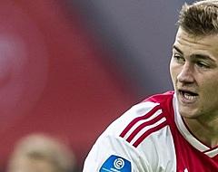 'Barcelona respecteert Ajax en stelt transferwens uit'
