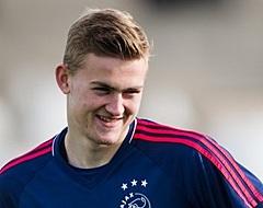 De Ligt zorgde voor zware discussies bij Ajax