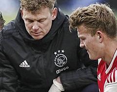 Molenaar heeft transferadvies voor schoonzoon De Ligt: 'Dan wist ik het wel'