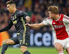 'Juventus speelde smerige spelletjes om De Ligt en probeerde Ajax te bedonderen'