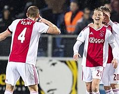 'Droom van Ajax komt uit in transfersoap Frenkie de Jong'