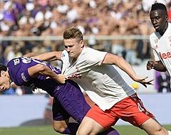Juventus-fans gaan wel heel ver met kritiek op De Ligt