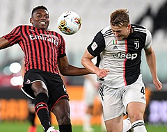 Wijzigingen bij Juventus: basisplek voor De Ligt