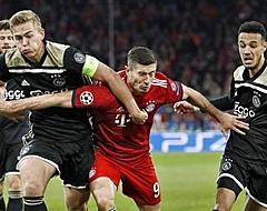 Bayern München heeft transfernieuws voor Ajax