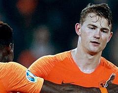 🎥 De Ligt reageert scherp op 'Volendams' aanbod van Jan Smit