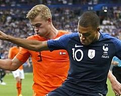 Vermoedelijke opstelling: zo start Frankrijk tegen het Nederlands elftal