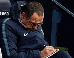 Juventus maakt komst van Chelsea-coach Sarri definitief