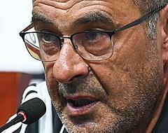 """Sarri wanhopig: """"Niet goed genoeg voor een Champions League-wedstrijd"""""""