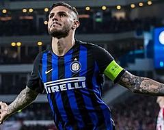 Icardi profiteert van blunderende Milan-goalie en beslist derby
