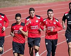 PSV-aanwinst zet laatste stap richting debuut