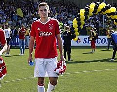 """Ajax-aanwinst is verbaasd: """"Ik had dat natuurlijk niet verwacht"""""""