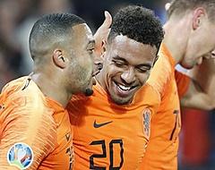 'EK-spits Oranje nu al bekend na drama Memphis en Malen'