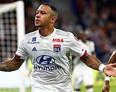 Lyon geeft toe: United speelt een rol bij Memphis-transfer