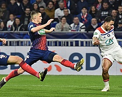 Memphis helpt Olympique Lyon aan overwinning op Angers