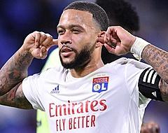 Depay kan puntverlies Lyon niet voorkomen