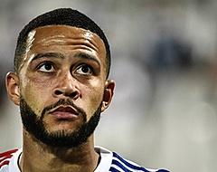 Lyon gelooft nog niet in transfer Memphis Depay