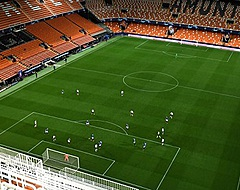 """Parejo in tranen: """"Grote wens was om af te sluiten bij Valencia"""""""