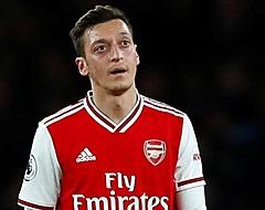 Arsenal-fans maken gehakt van Özil: 'Dit kan echt niet meer'