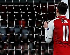 'Salaris Mesut Özil zorgt voor onvrede in selectie Arsenal'