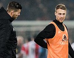 'Jörgensen kan sleutelrol vertolken bij samenstelling Feyenoord'