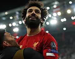 Van Dijk en Klopp lyrisch over Salah: 'Sensationeel'