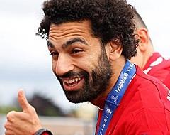 "Salah krijgt advies van ervaringsdeskundige: ""Teken daar"""