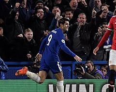 """Morata boos bij wissel: """"Als ik faal, dan word ik echt kwaad"""""""