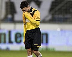 """El Allouchi verlaat veld in tranen: """"Door mij verloren"""""""