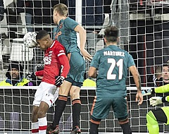 """Ajax-fans helemaal klaar met AZ: """"Rot toch op"""""""