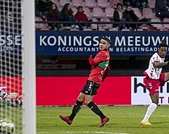 Fortuna koploper, puntenverlies NEC en Jong Ajax