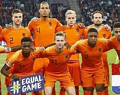 Oranje kruist in november de degens met Spanje