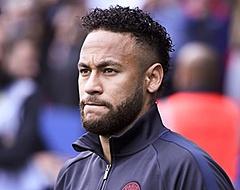 🎥 Must see: Neymar gooit trukendoos open en komt met 'billenpas'