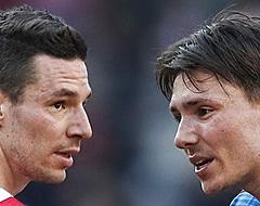 Fans Feyenoord en PSV gaan massaal los op 'Berghuis-transfer'