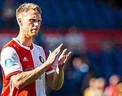 """Jörgensen geëmotioneerd bij rentree: """"Ik schrok er van, ik verkrampte"""""""