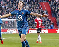 Jörgensen gefrustreerd: 'Zeker na de wedstrijd tegen PSV'