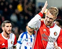 """""""Als ik ooit vertrek bij Feyenoord, dan door de voordeur"""""""