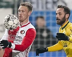 Blom staakt bekerduel Fortuna - Feyenoord door dichte mist
