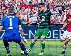 Jörgensen en Van Persie leiden Feyenoord naar bekerwinst