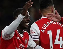 Recordaankoop Pépé speelt eindelijk hoofdrol bij Arsenal